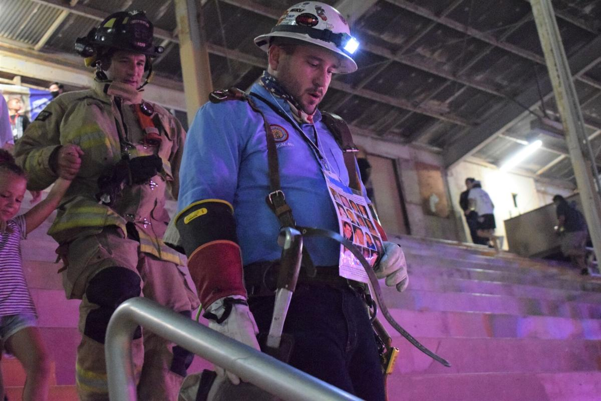 9/11 Memorial Event and Stair Climb shatters goals