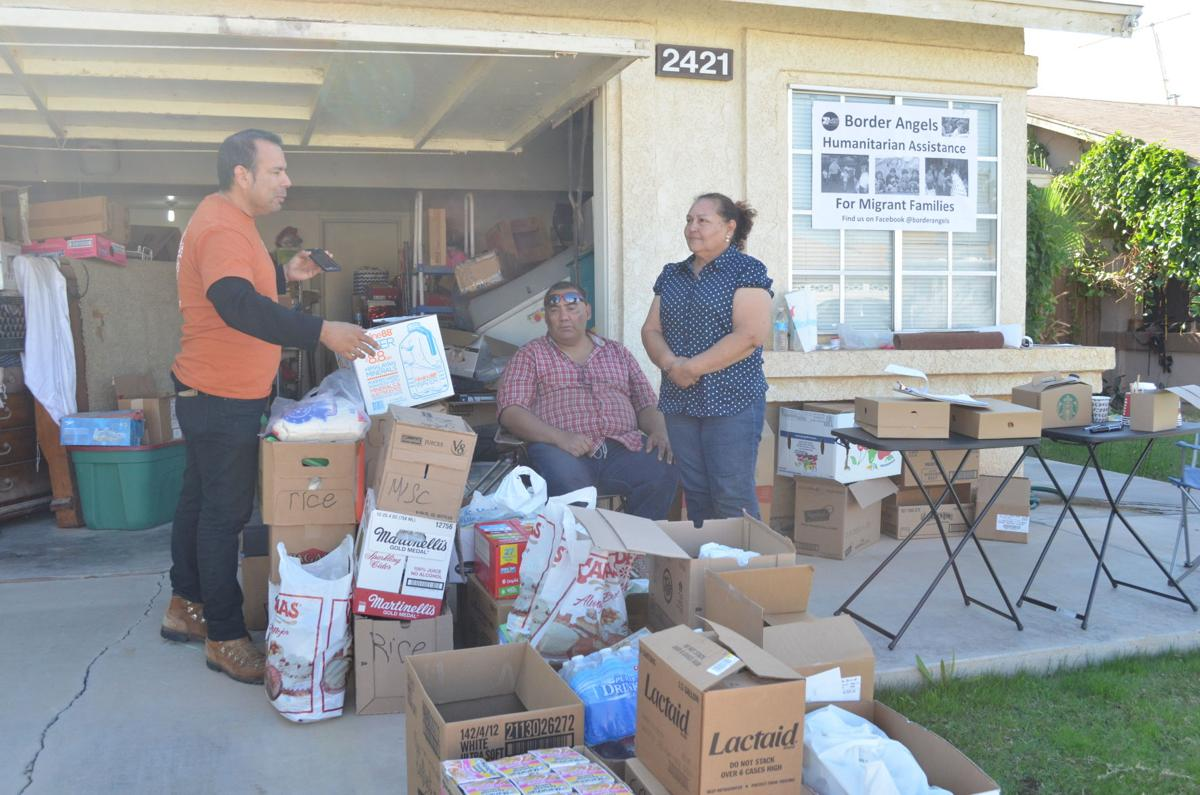 Local group delivers donations to Mexicali migrant shelters