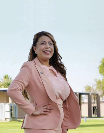 IVC's Garcia accepts job in Palm Springs