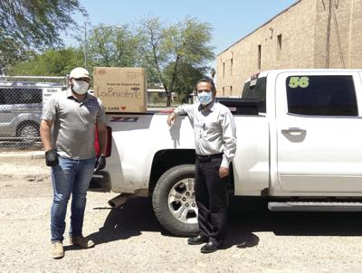 More than a half million masks distributed to local ag since May