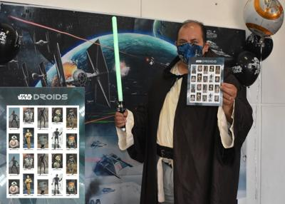 Post office celebrates Star Wars Day