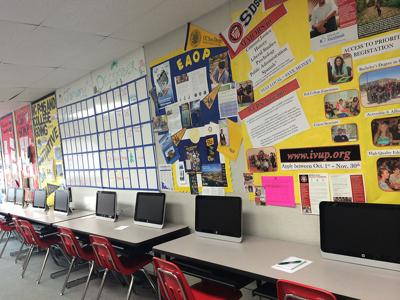 Imperial High School College and Career Access Center serves students
