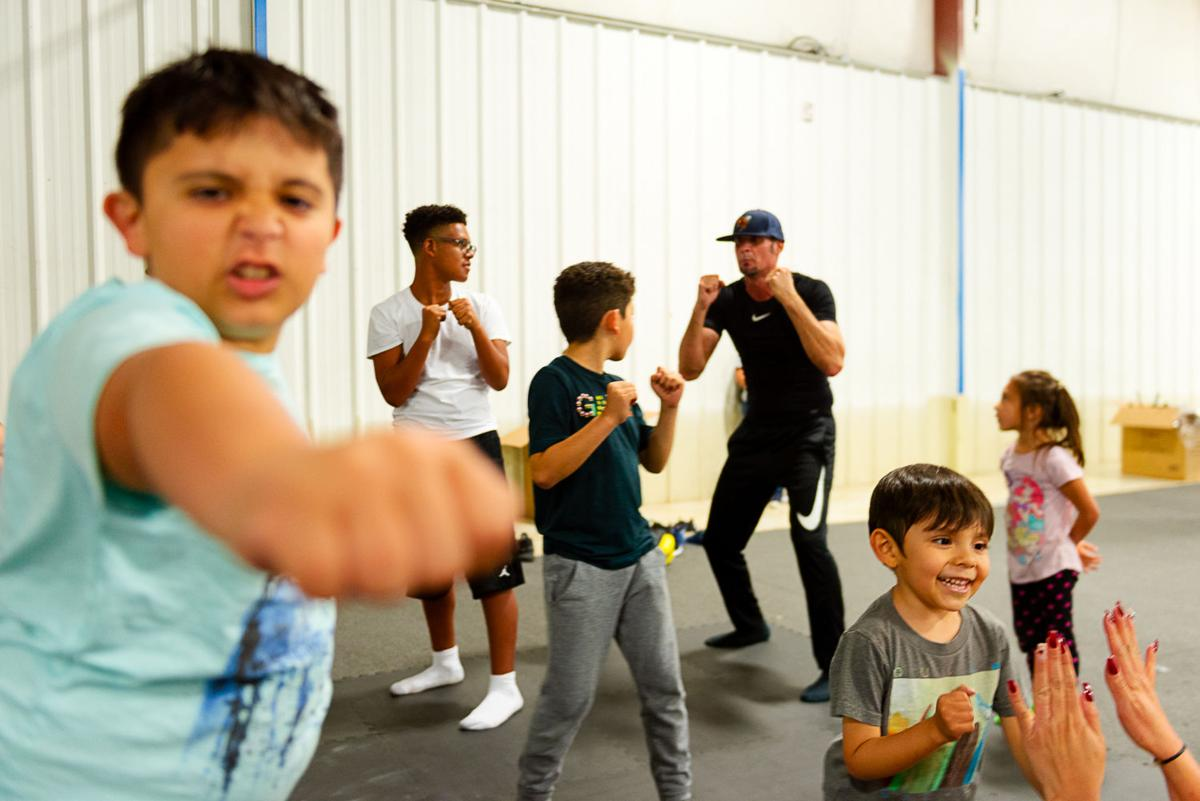 New classes teach special needs kids self-defense skills