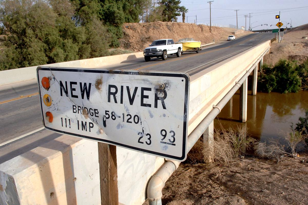 Assurances sought for New River funding