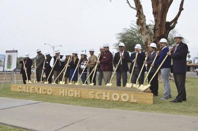 Calexico High to add 16-classroom building