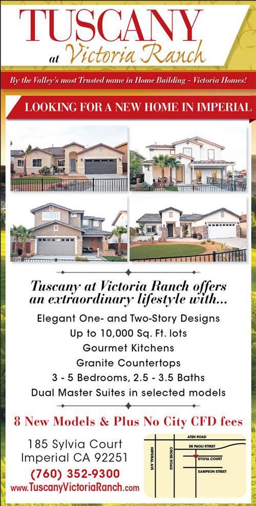 Tuscany Victoria Ranch