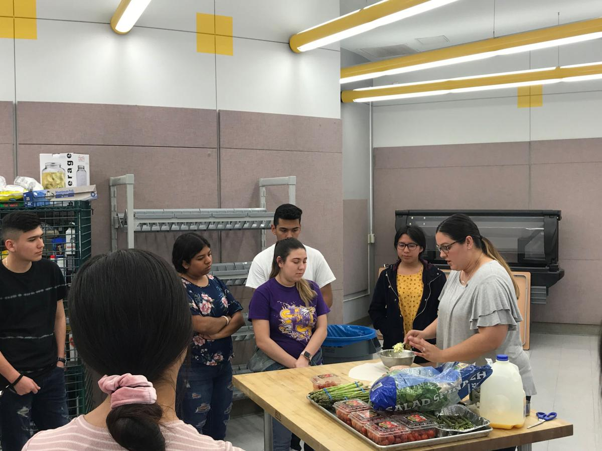 Culinary arts goes from the kitchen to the classroom