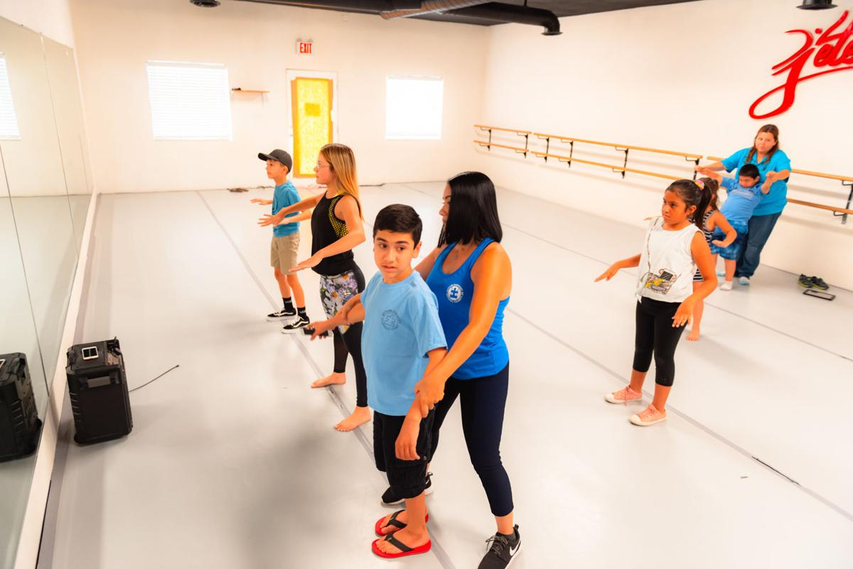 Camp help children with autism get their groove on