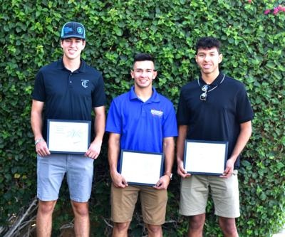 IVBN honors three with annual scholarship awards