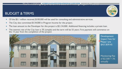 El Centro council moves on affordable housing project