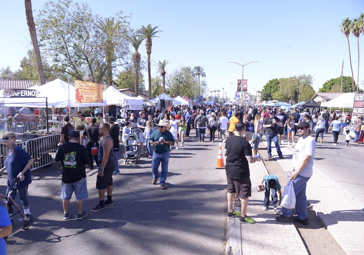 Passion, pride and family ties brings back crowds to chili-cook off