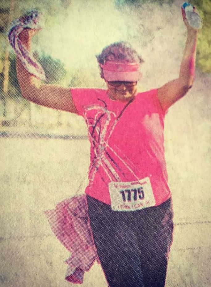 Two-time cancer survivor Guadalupe Soto strives to be a 'role model of strength'