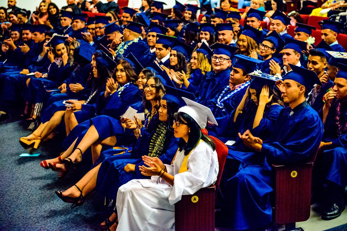 Aurora students shine on graduation day