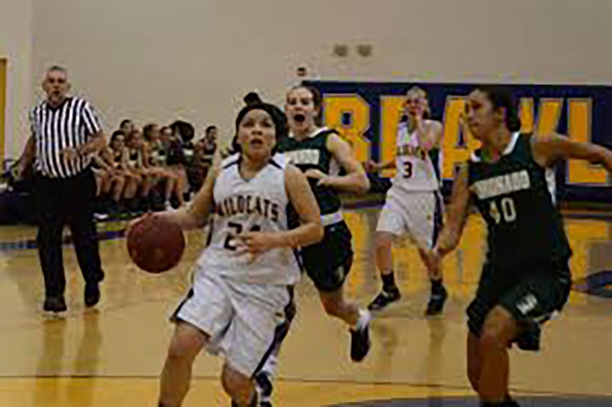 2014 Girls Basketball Season kicks off