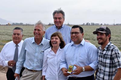 FARM: Area farmers ask state ag secretary to streamline infrastructure grant process