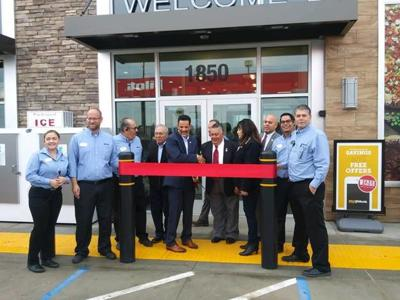 Opening of new Pilot Travel Center celebrated