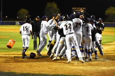 Southwest wins 'Dust Bowl' thanks to walk-off shot