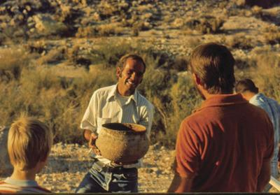 Archaeology Month at the IVDM: The value of an education