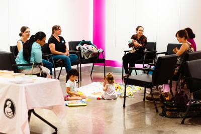 Breastfeeding support group returns for Valley families