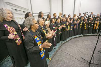MLK Community Choir to perform in EC