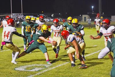Holtville holds court in homecoming game, crushes Mt. Empire 54-0