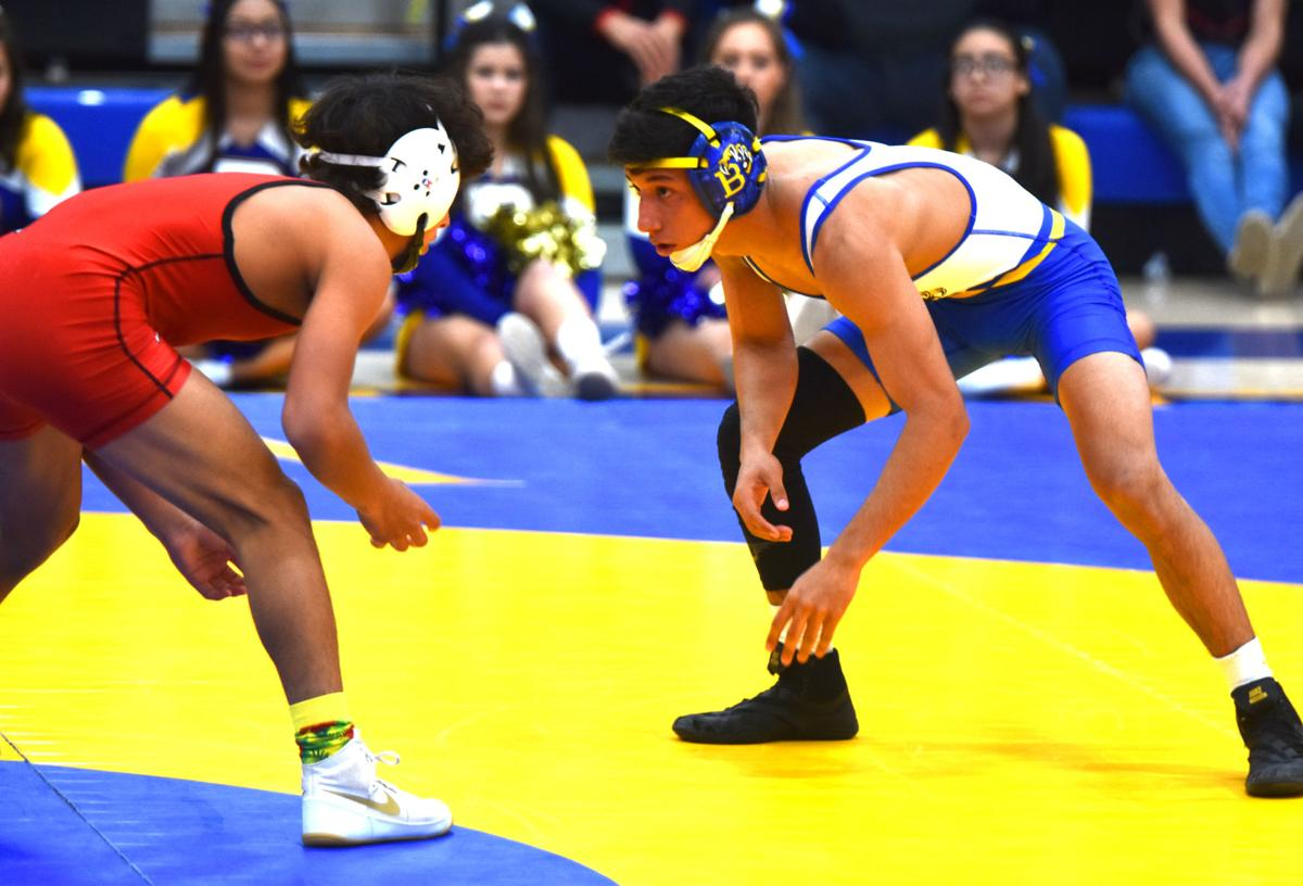Wildcats outmuscle Imperial reclaim IVL wrestling crown