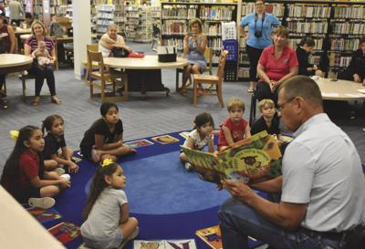 More than 20 farmers join literacy event