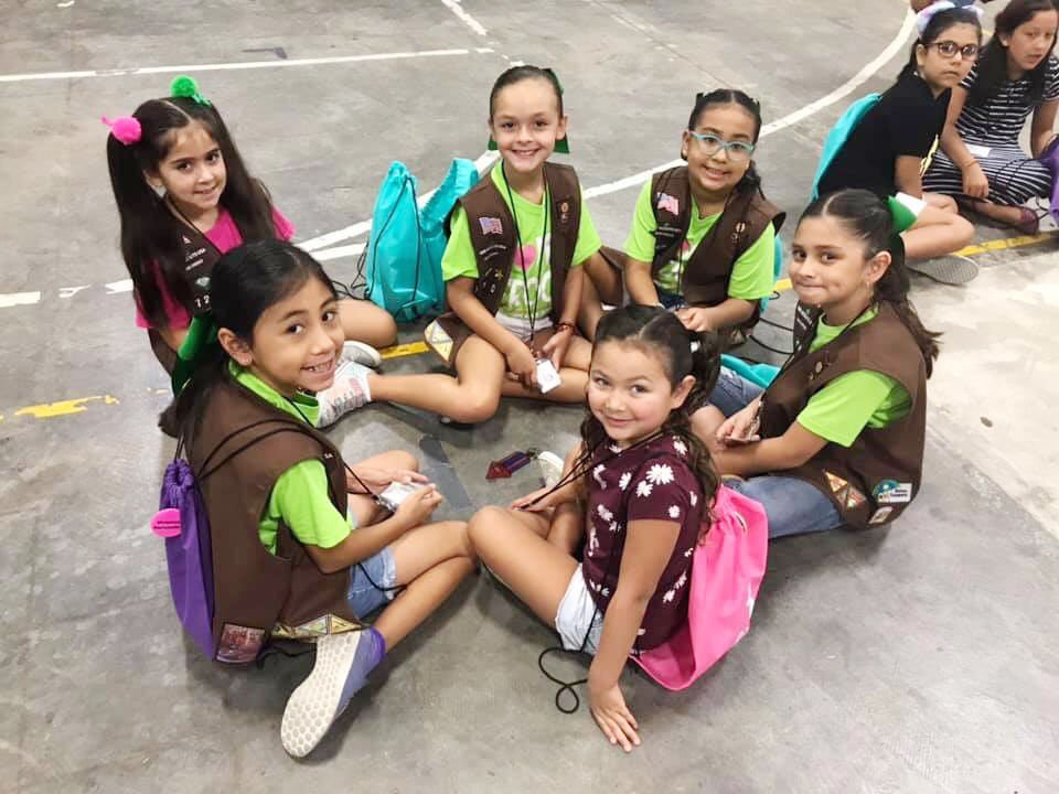 Girl Scout STEM event combines learning with fun