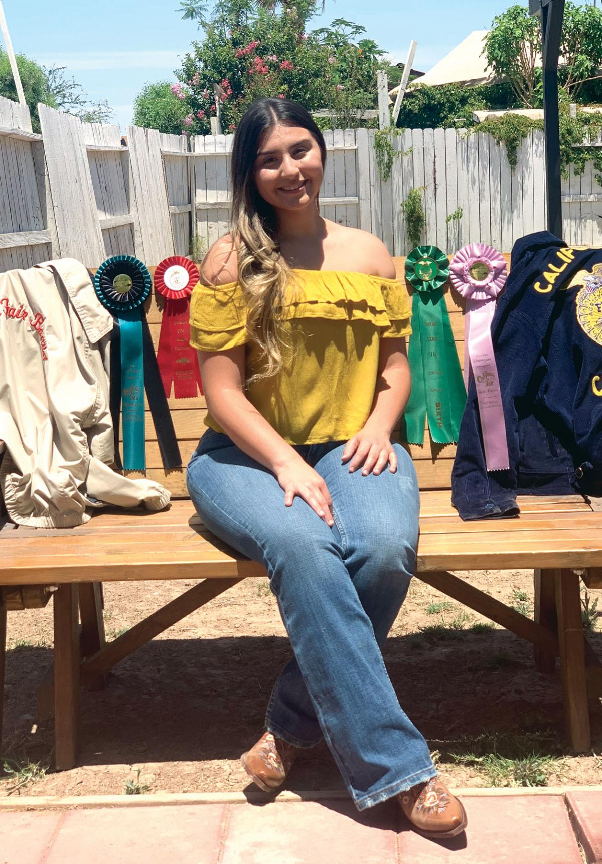 Anika-Renee Herrera: Ready for the next stage of the journey