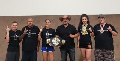 Martial arts team earns 3 medals in Dallas