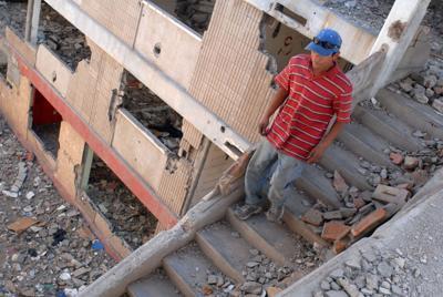 Mexicali Post Quake