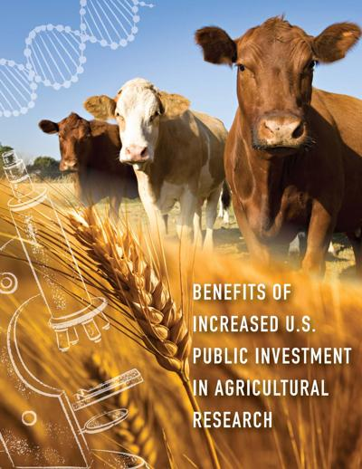 Study underscores need for ag research funding