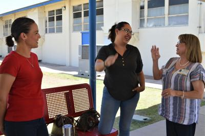 Dool school parents participate in training