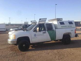 Border Patrol vehicles to be retrofitted at union's urging