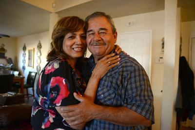 El Centro couple Toni, Albert Gastelum going strong after 42 years together