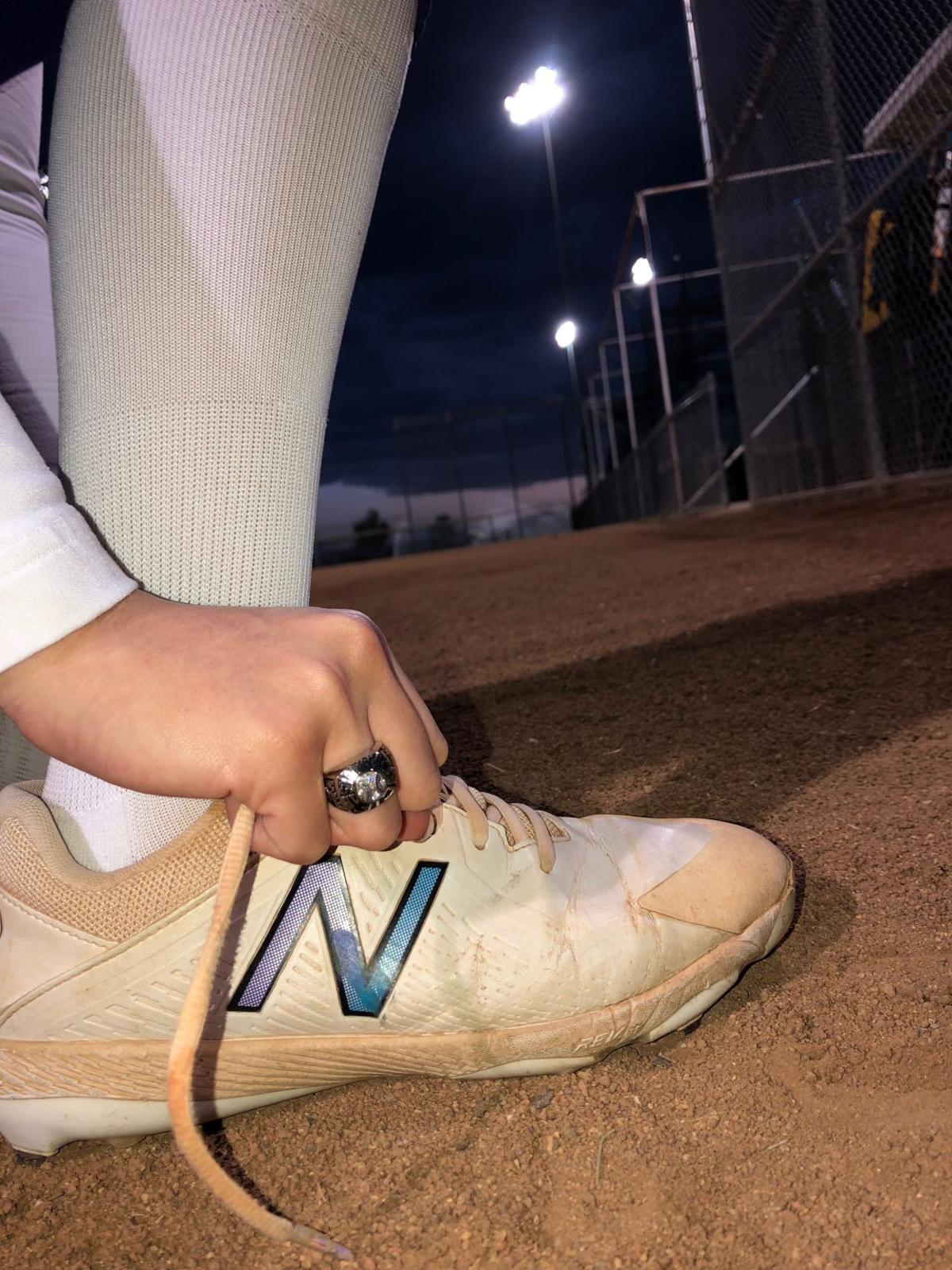 IV HIGH : SHS softball team slides into new season