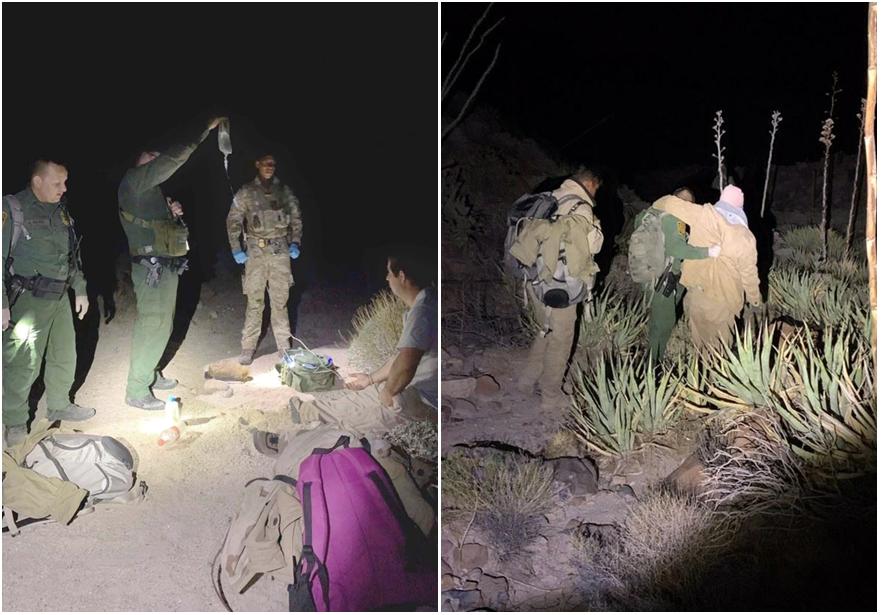 Valley Briefs: Three men lost in mountains rescued