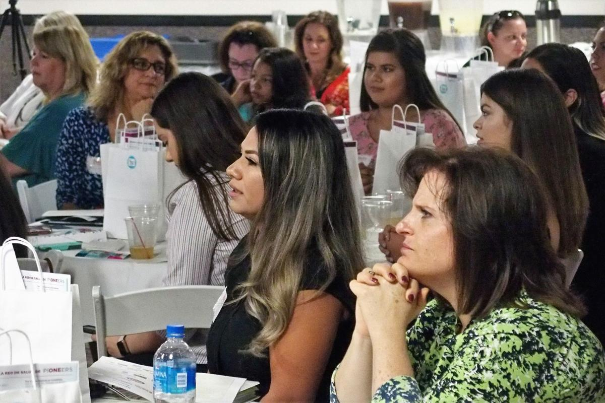 Women find inspiration in empowerment event