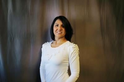 Calderas named PMHD Employee of the Month