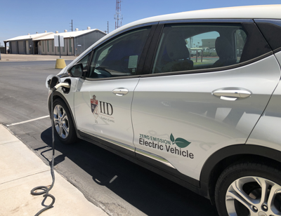 IID platform aims to educate about electric cars