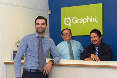 Abraham Babun, Graphix Sign Co.