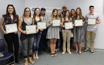 County awards scholarships to 22 local agriculture students