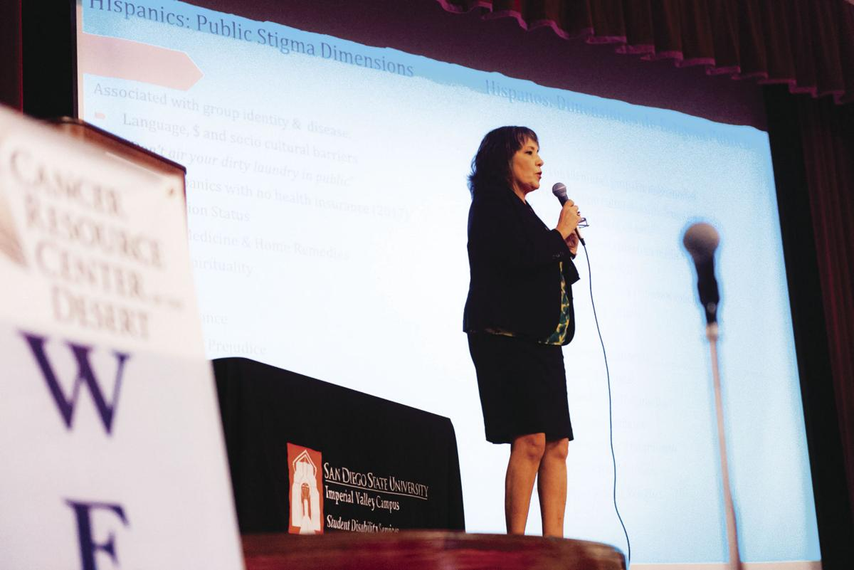 Symposium discusses mental health on both sides of the border