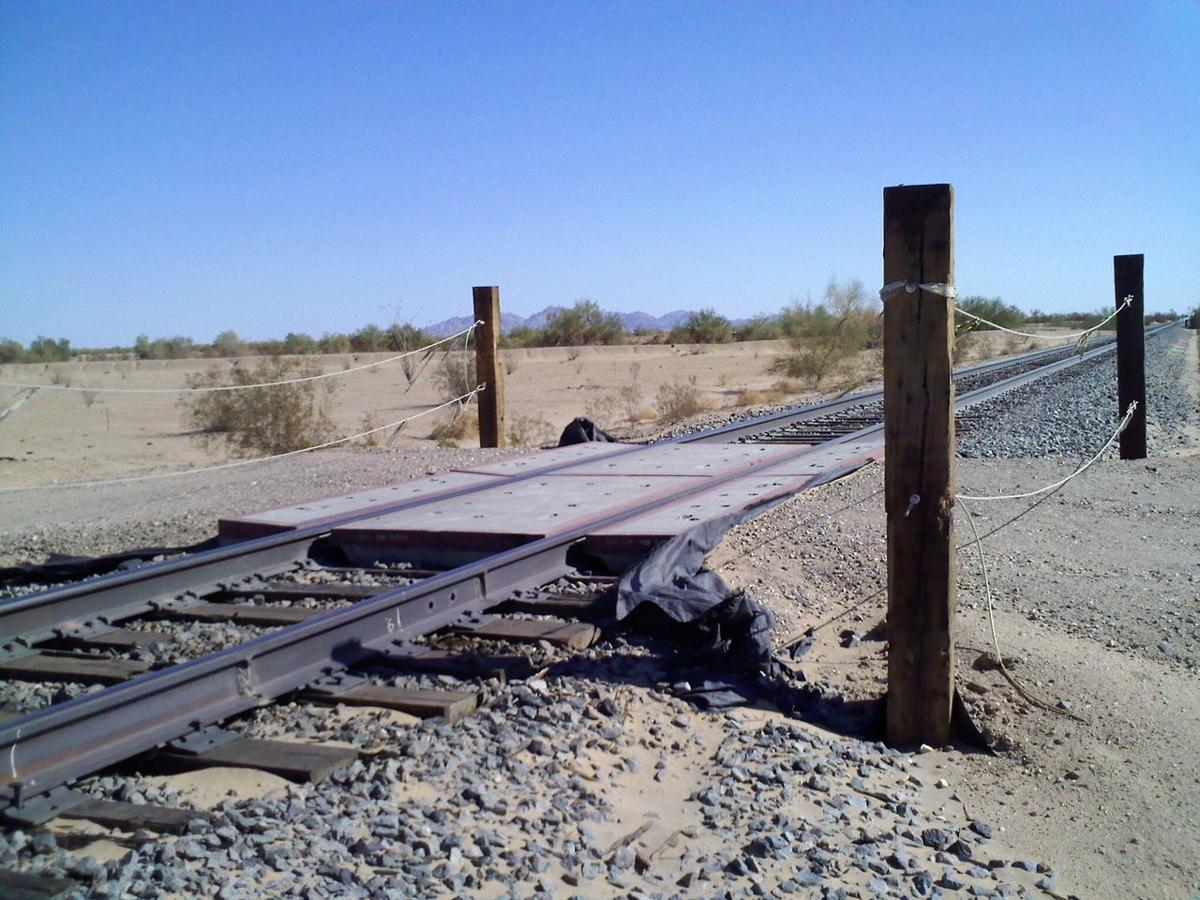 Study to examine feasibility of dunes OHV railroad crossing
