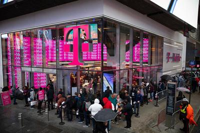 OnePlus T-Mobile Event