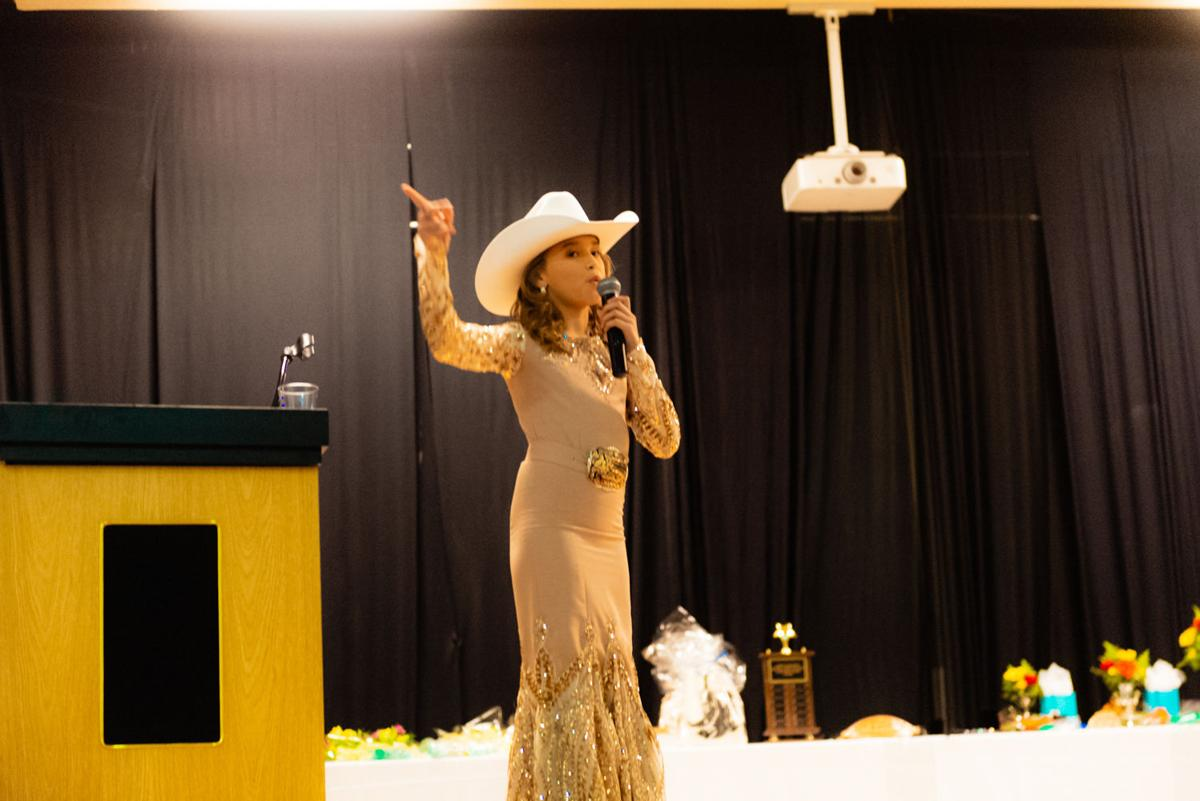 Jessica Friley crowned as 2019 Cattle Call Queen