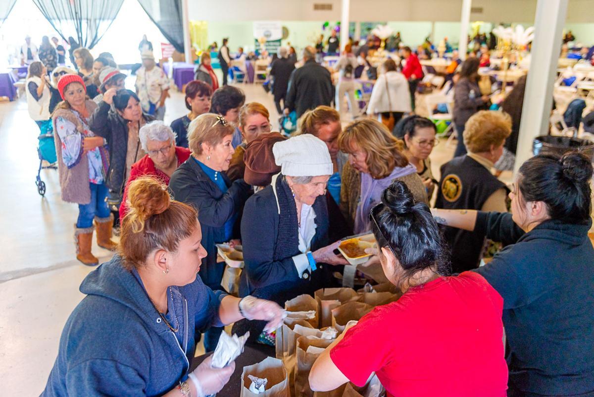 More than 800 seniors attend Senior Appreciation Day