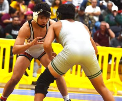Imperial's Ortiz takes first at Masters, headlines field of eight state qualifiers from Valley