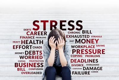 Managing stress when it seems unavoidable