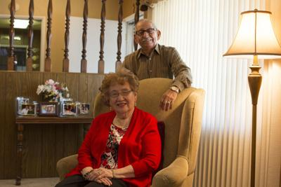 Pair celebrates 70 years of marriage, happiness and hardship